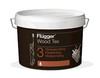 Flügger Wood Tex Vinduesmaling ( Window Paint )